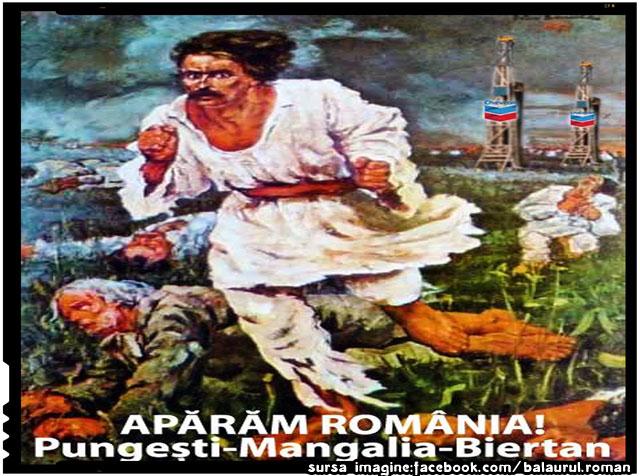 Ăștia vor încă un 1907 ?!, sursa imagine: facebook.com/balaurul.roman