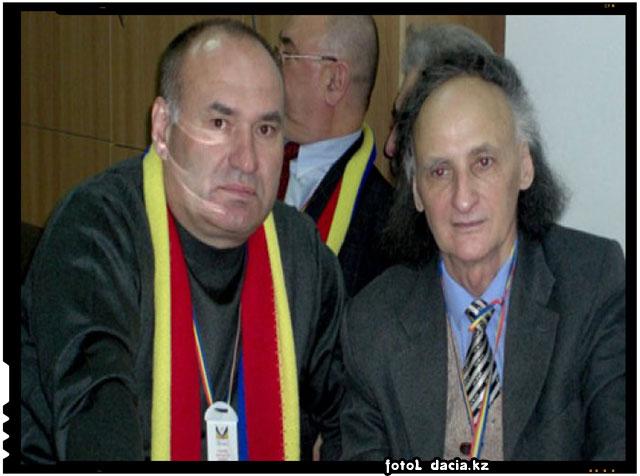 """Interviu cu Nicolae Plushkis, preşedintele Asociaţiei """"Dacia"""" din Kazahstan"""