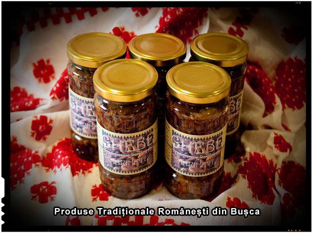 GHEBE MARINATE, Produs 100% natural, fără conservanți, BIO. Produs în localitatea Mihăești, sat Bușca, județul Olt, România.