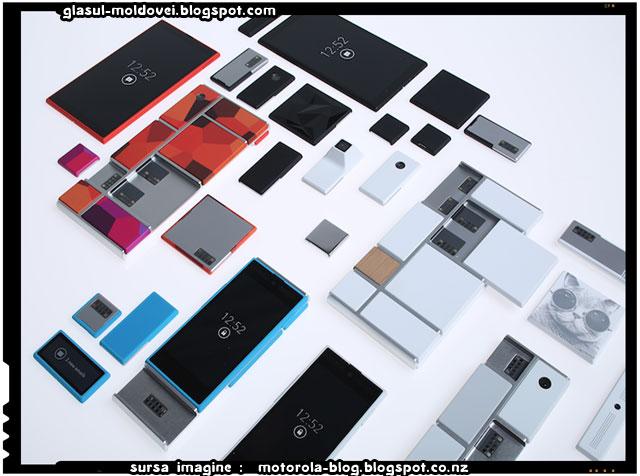 Project Ara, smartphone-ul modular de la Google