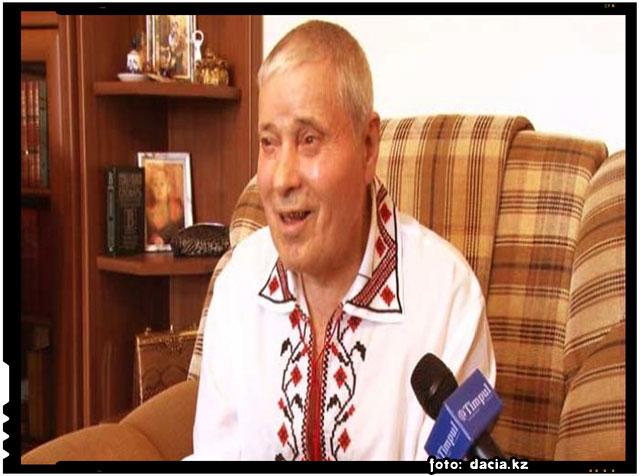 La vârsta de 80 de ani, un roman din oraşul kazah Karaganda şi-a îndeplinit visul vieţii sale: în Ziua Naţională a României a ajuns la Alba-Iulia, capitala Unirii