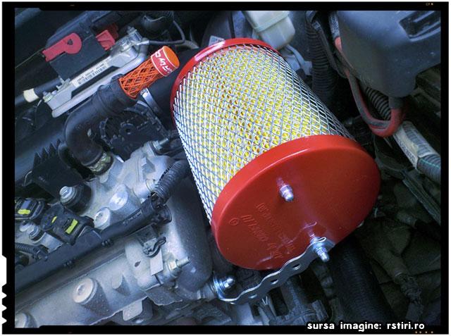 Ambulantele SMURD au fost echipate cu o noua Inventie,Filtrul auto care scade consumul de carburant si creste puterea motorului: filtre supraaspirante inversate SDTA, sursa imagine: Rstiri.ro