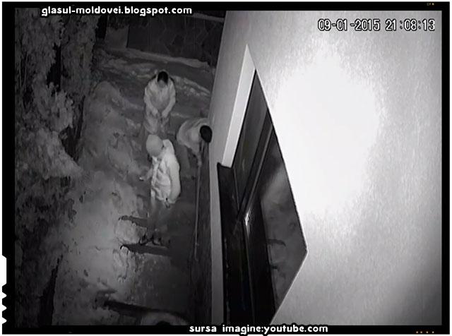 Video. ATENTAT mafiot la casa unui senator, IASI