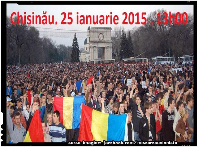 Protest în PMAN, duminică, ora 13:00 // NU, coaliției monstruoase!, sursa imagine: facebook.com/miscareaunionista