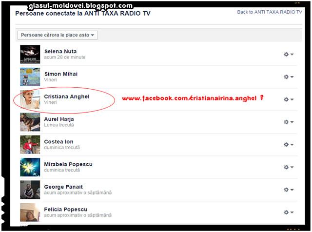 Senatoarea Cristiana Anghel este impotriva taxei Radio TV?