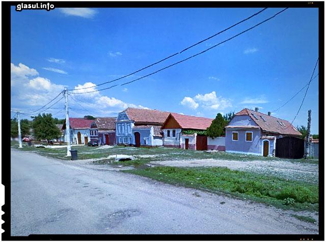 Dacia, mai demult Ștena, (în germană Stein, în maghiară Garat, în dialectul săsesc Ste, Stin, Štîn)