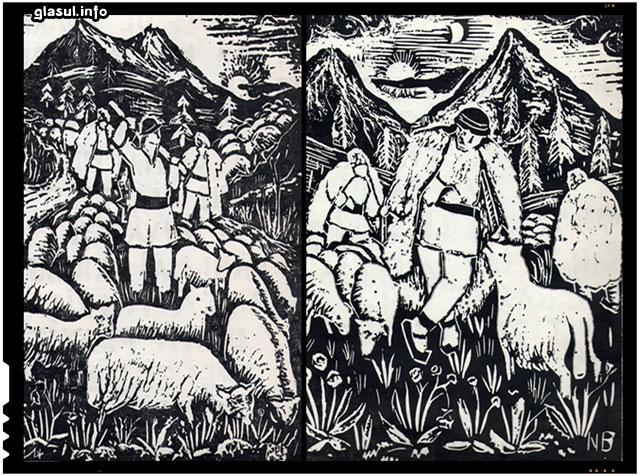 Balada celor doi ciobanasi