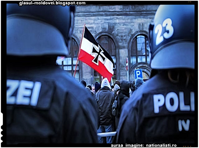 """""""Extremismul de dreapta"""" în creştere, foto: nationalisti.ro"""