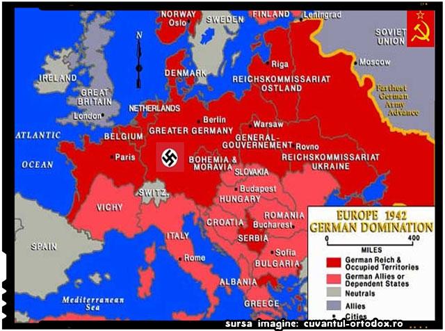 Radu Portocala: Regionalizarea si federalizarea Romaniei erau si pe agenda Germanei naziste. De la al treilea Reich si URSS la UE sau dinamica dezmembrarii, sursa imagine: cuvantul-ortodox.ro