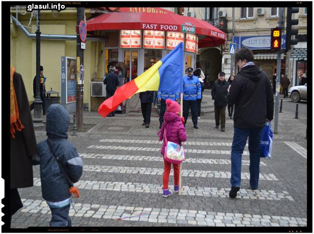 Manifestarile de la Iasi cu ocazia Zilei Unirii Principatelor Române - VIDEO