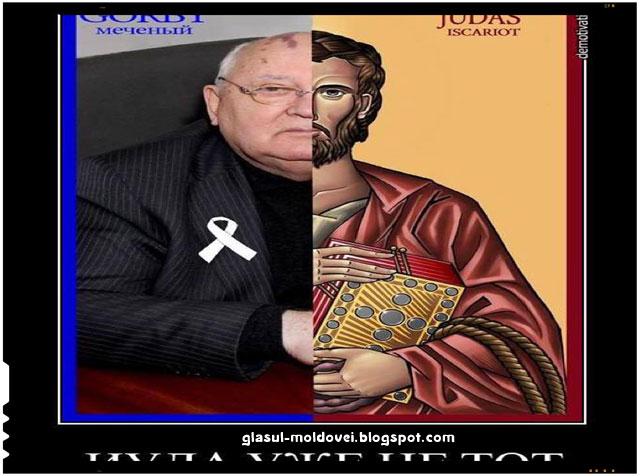 Gorbaciov: Din cauza Ucrainei poate porni un razboi nuclear