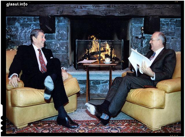 Gorbaciov: SUA a impins Rusia catre un razboi adevarat