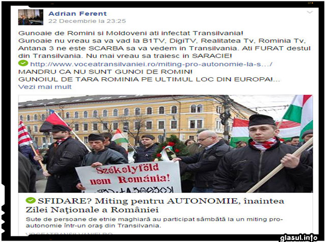 Tinerii maghiari, tineri dezorientati, predestinati cercurilor extremiste