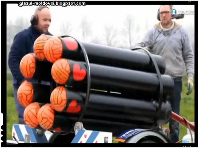 Tunuri cu carbid high-tech in Olanda, sursa foto: youtube.com