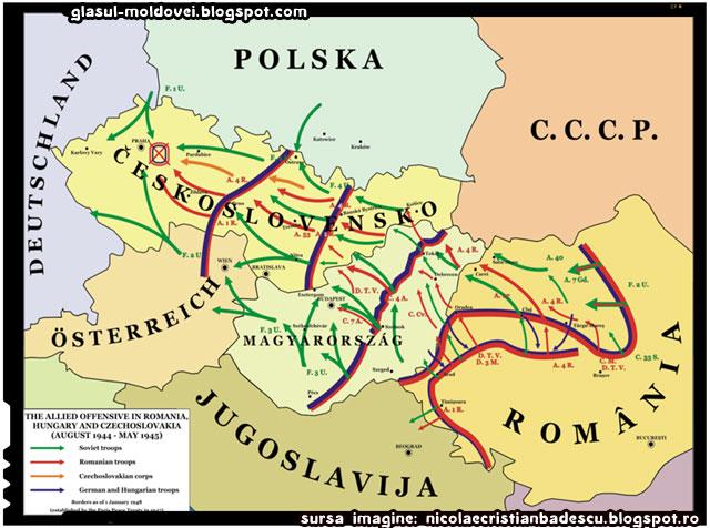 Linia Arpad - moştenirea horthystă a Carpaţilor Orientali, sursa imagine: nicolaecristianbadescu.blogspot.ro