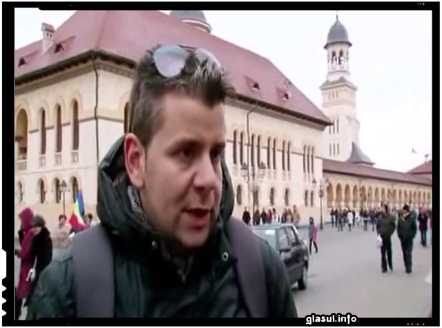 """Un maghiar din Romania: """"Pana la urma, suntem romani. Bine, daca sunt ungur si traiesc aici, sunt roman."""""""