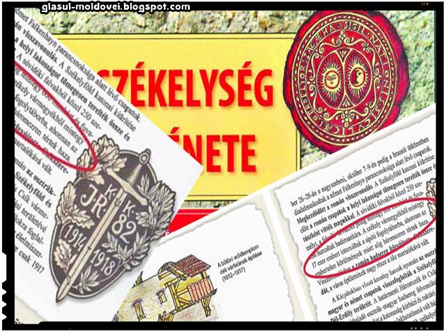 Manualul REVOLTĂTOR după care se predă istorie în Transilvania. JIGNEŞTE toţi românii