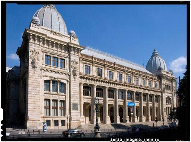"""Klaus Iohannis: """"Un simbol al valorilor naţionale este în pericol!"""", Muzeul National de Istorie al Romaniei, sursa imagine: mnir.ro"""