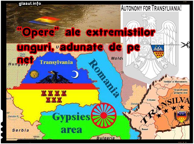 Propaganda extremistilo maghiari impotriva statului roman si a etnicilor romani