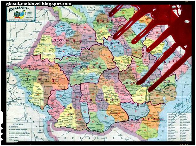 Patru milioane de romani exterminati/deportati de catre khazarii bolsevici!