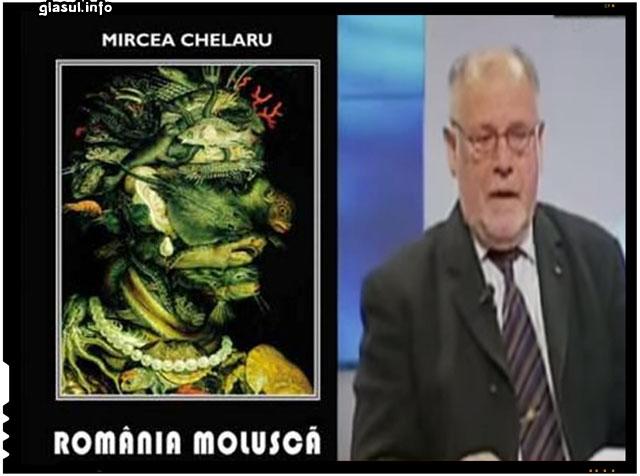 """""""România moluscă"""", o carte despre care nu se va vorbi"""