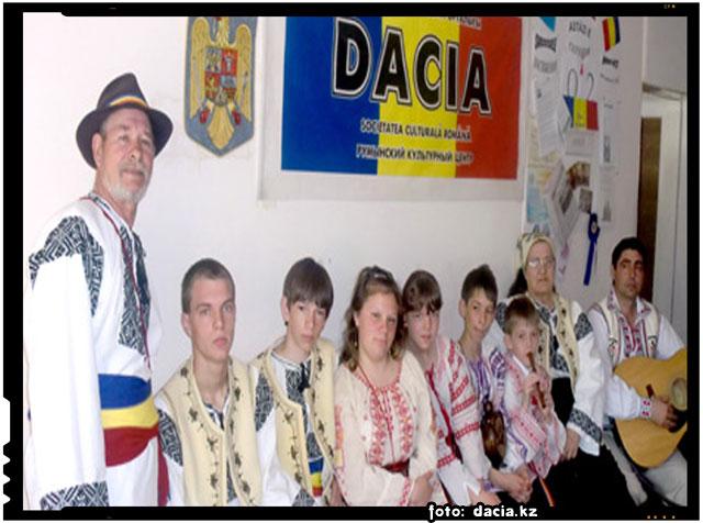 """Romanii din Kazakhstan: """"Nu ştiţi ce înseamnă să plângi de dorul meleagurilor natale…"""", foto: dacia.kz"""
