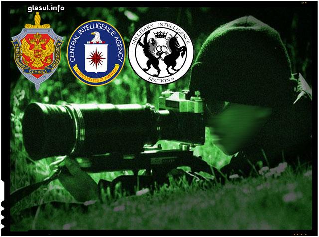 Serviciile secrete, loviturile de stat şi atentatele