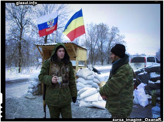 Cum au ocupat rusii spatiul etnic romanesc