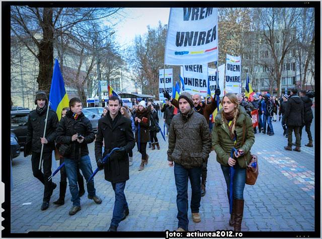 Ticăloşii de la Chişinău şi-au dat jos masca europeană: interdicţie pentru unionişti în Republica Moldova, sursa imagine: actiunea2012.ro