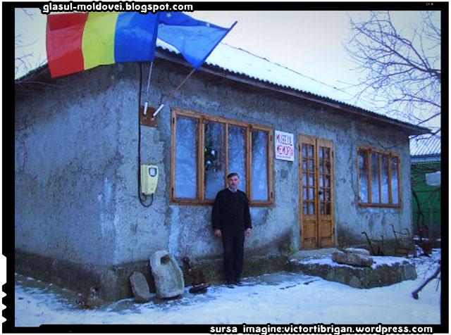 La Vărvăreuca, Victor Ţibrigan apără Muzeul ostaşului român, sursa imagine: http://victortibrigan.wordpress.com/