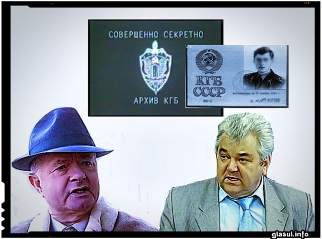 """Pentru distrugerea arhivei KGB din Republica Moldova """"am apelat la omologul meu din România, Virgil Măgureanu"""", declară Anatol Plugaru"""