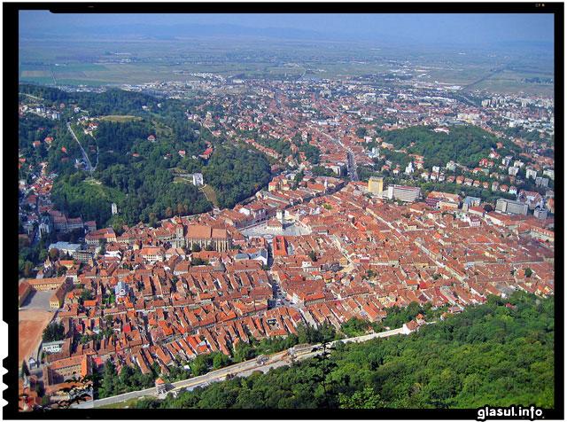 La 23 februarie 1271 avea loc prima mențiune documentară a orașului Brașov