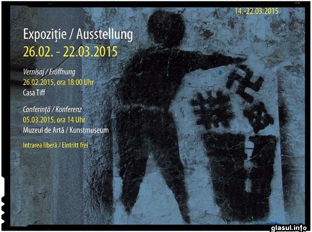 Crucea ortodoxa maramuresana este aruncata la gunoi de catre Centrul Cultural German