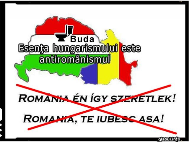 Esenţa hungarismului este antiromânismul