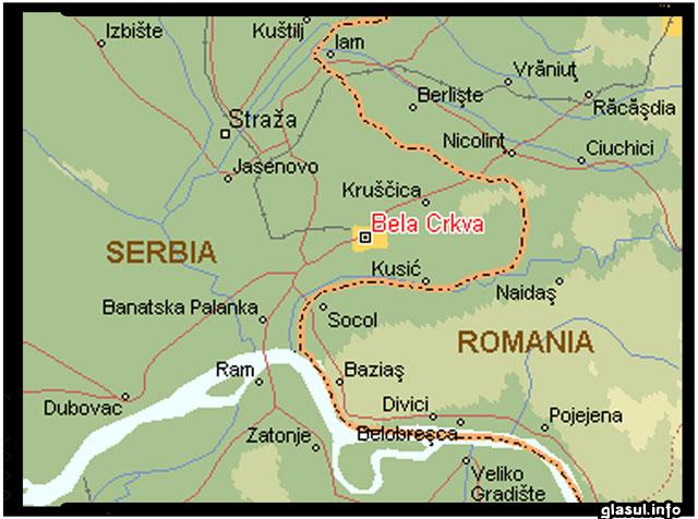 Un roman din Grebenat (Serbia) a fost rapit si apoi macelarit, ucigasul lui a fost prins la Biserica Alba