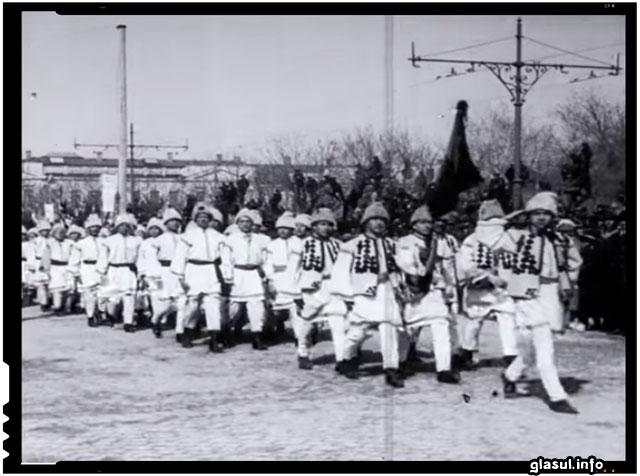 Imagini inedite din Chișinău din anul 1925