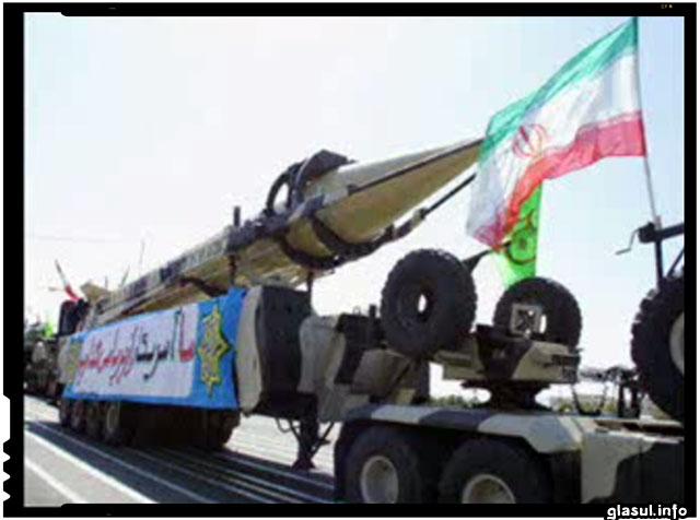 """Iranul: """"Dacă Israelul ne atacă distrugem Tel Avivul in șase minute!"""""""