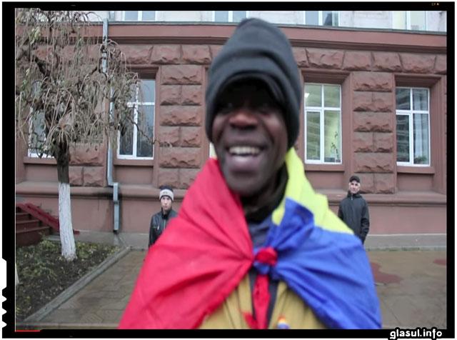 Până și John Onoje știe că Basarabia e Pământ Românesc!