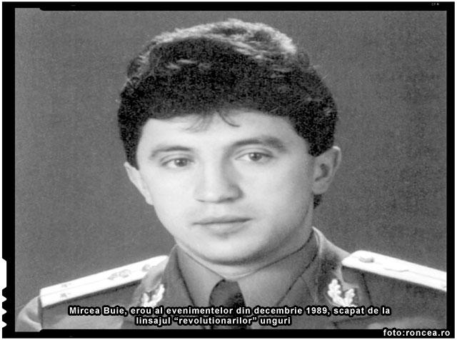 """Moartea unui ofiter de informatii. Mircea Buie, erou al evenimentelor din decembrie 1989, scapat de la linsajul """"revolutionarilor"""" unguri, a fost ucis in mijlocul orasului sau de un bolid care rula cu peste 100 de km pe ora, foto: roncea.ro"""