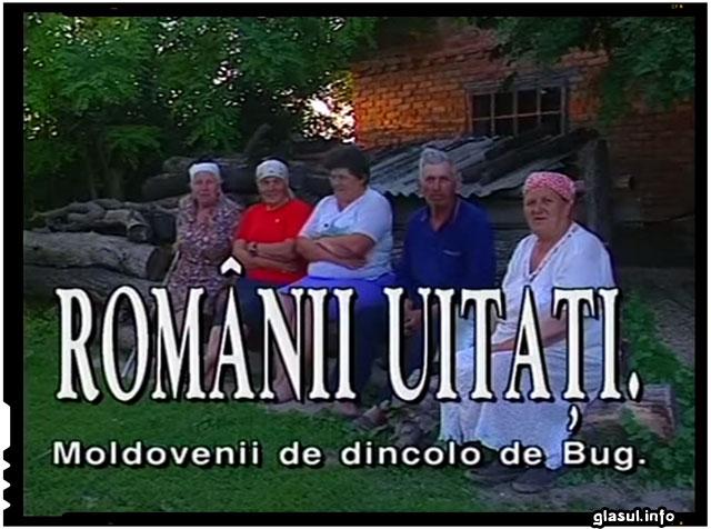 România, Republica Moldova şi românii din Rusia si Ucraina.