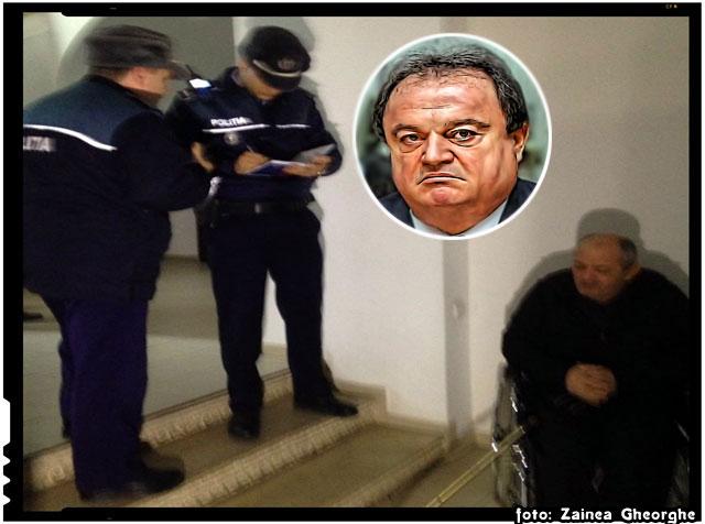Amendat pentru că a divulgat că Vasile Blaga este revoluționar impostor!, foto: Zainea Gheorghe