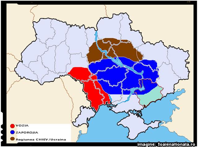 Zaporojia-teritoriu de etnogeneza a poporului român, imagine: foaienationala.ro