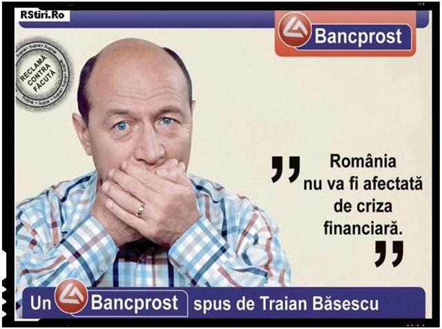 Unde a dispărut Traian Băsescu?