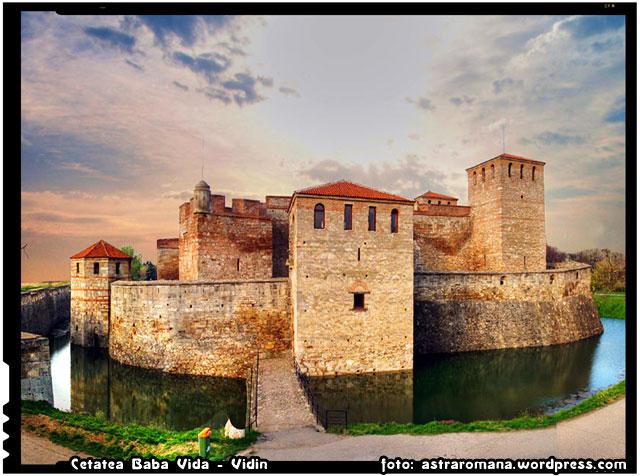 Cetatea Baba Vida - Vidin, foto: astraromana.wordpress.com