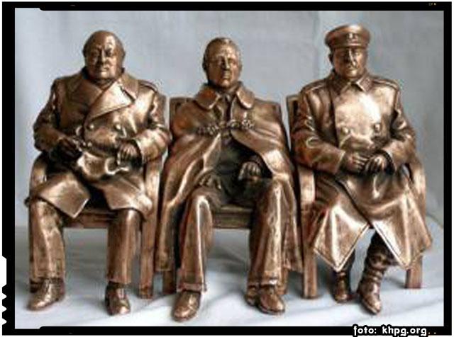 Neo-stalinismul reinviat in Crimeea, foto: khpg.org