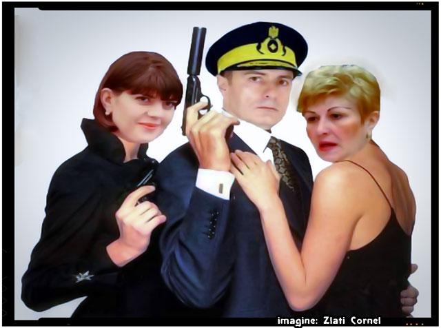 Fabricantii de oameni politici, Coldea, Kovesi, Stanciu, imagine:Zlati Cornel