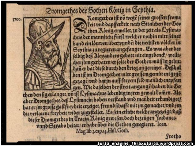 Legenda lui Dacus – Danus şi cat de goţi au fost geţii?, imagine: thraxusares.wordpress.com