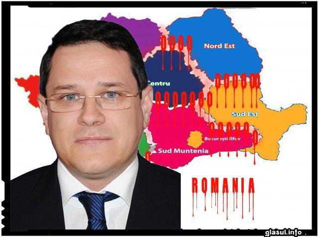 Eduard Hellvig și regionalizarea României