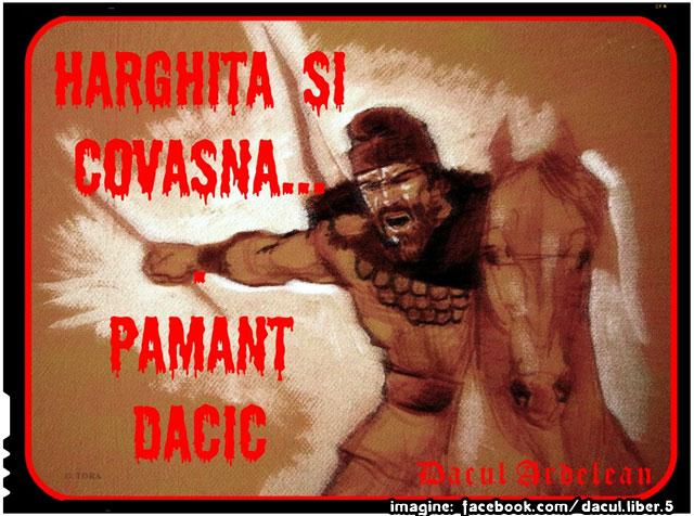 Harghita-Covasna, vatra Dacica, imagine: facebook.com/dacul.liber.5
