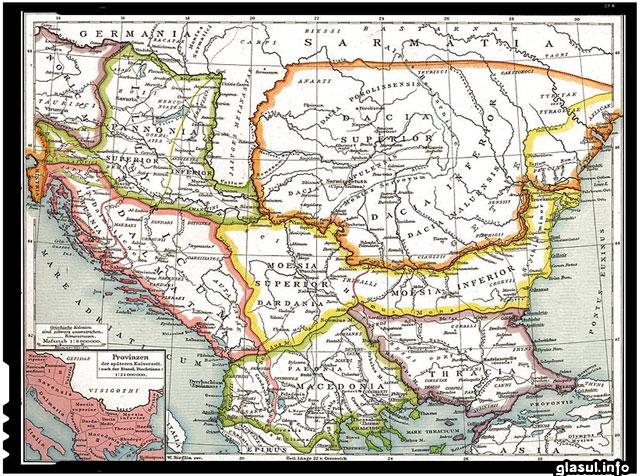 In Panonia in sec X inca se mai vorbea o limba romanica